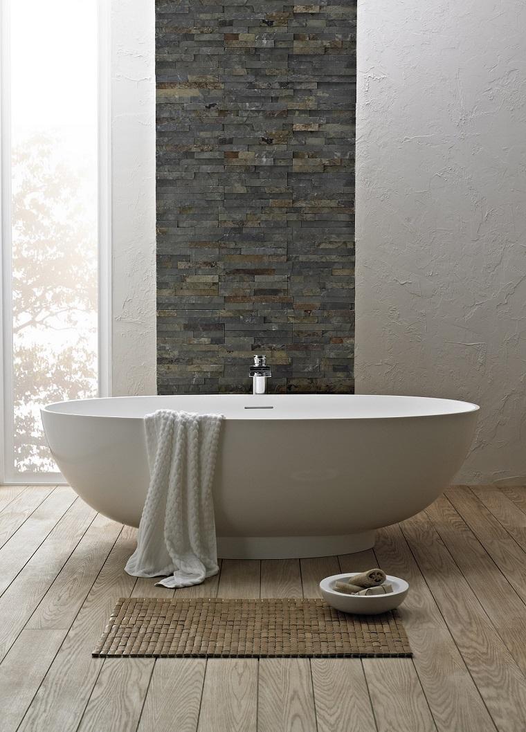 bagni in muratura vasca design
