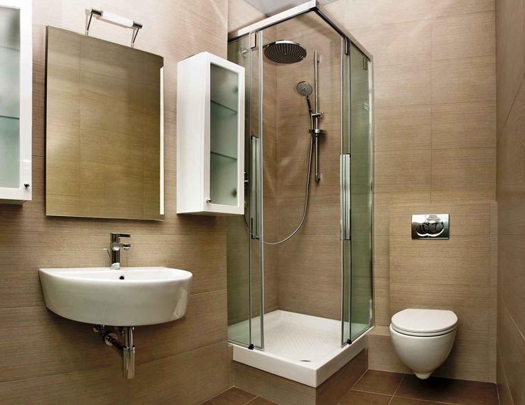Bagno piccolo piccoli accorgimenti per sfruttare al for Arredo bagno con box doccia