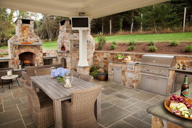 barbecue particolare suggerimento interessante giardino