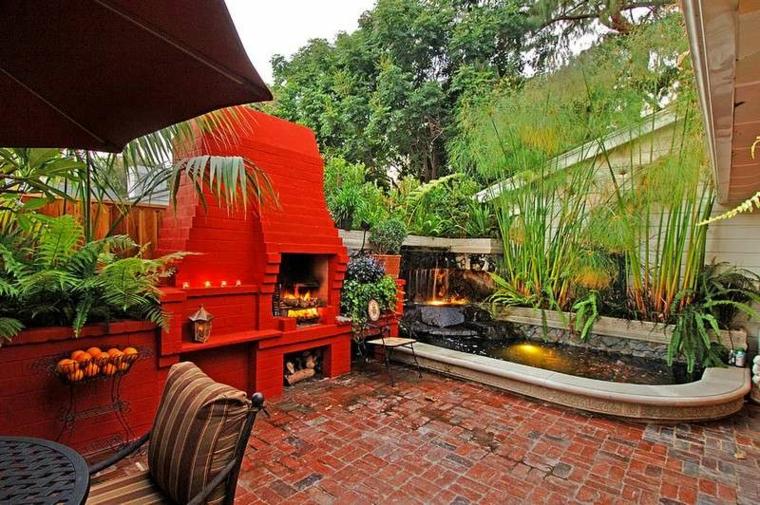barbecue suggerimento originale colorato vivace