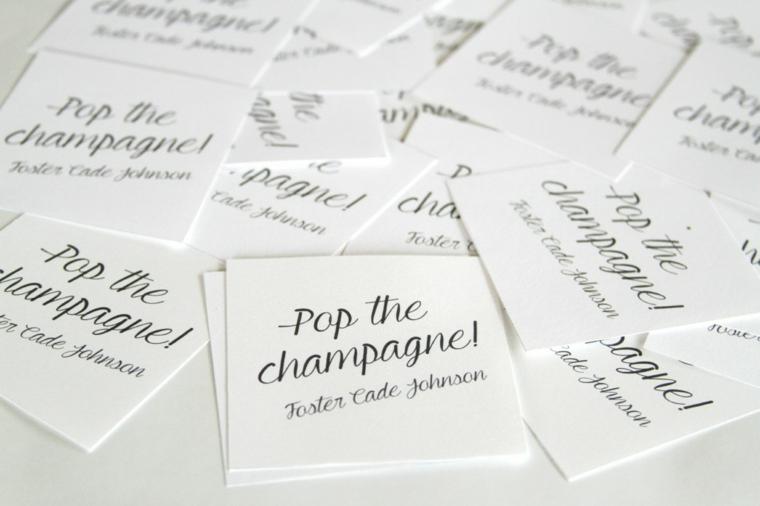 bigliettini di carta personalizzati bomboniere matrimonio utili ed economiche