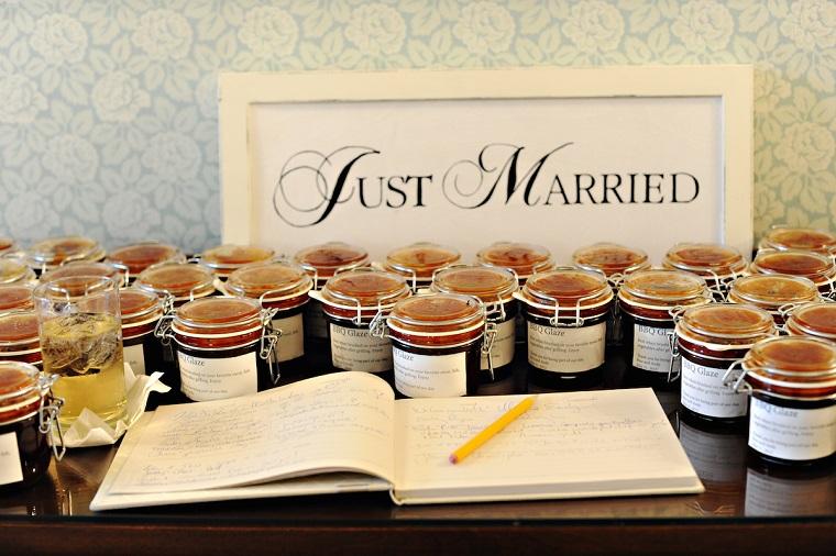 bomboniera per matrimonio vasetti miele