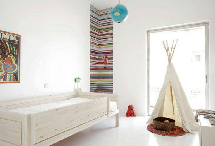 Camere Da Letto Bambino : Camere da letto bianche: 40 idee per la stanza dei vostri bambini
