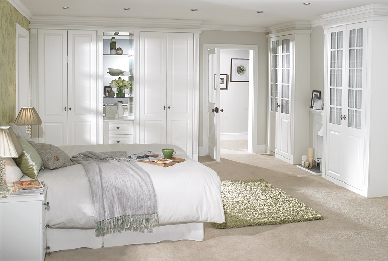 Camera Da Letto Bianca : Camera da letto bianca proposte da sogno dalle tonalità candide