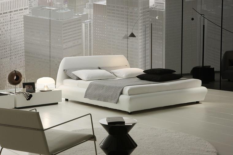 Camera da letto bianca: proposte da sogno dalle tonalità candide con ...