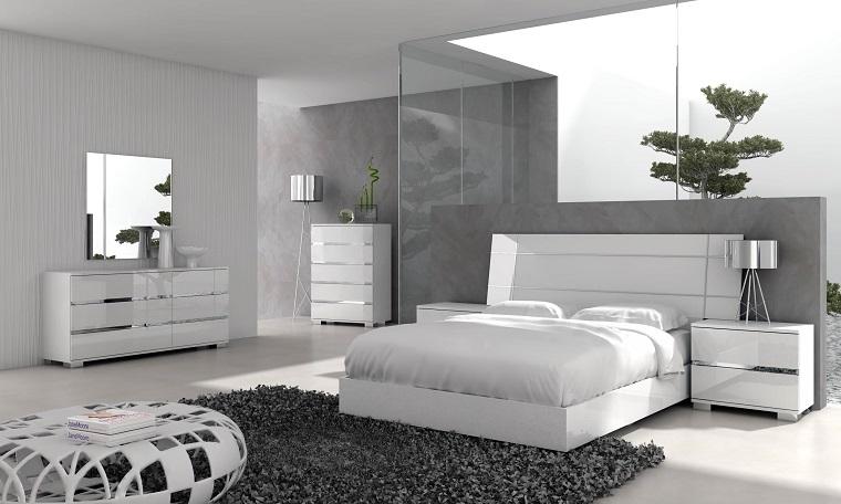 Stanze Da Letto Moderne Bianche : Camera da letto bianca proposte da sogno dalle tonalità candide