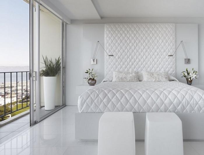 Camera da letto bianca: proposte da sogno dalle tonalità candide ...