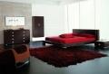Arredare la camera da letto di design speciale in stili differenti