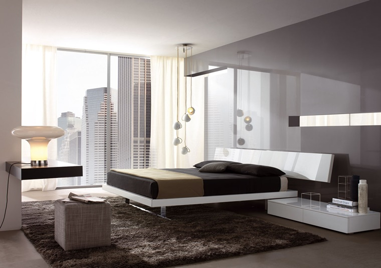 Camere da letto moderne consigli e idee arredamento di for Camera letto design