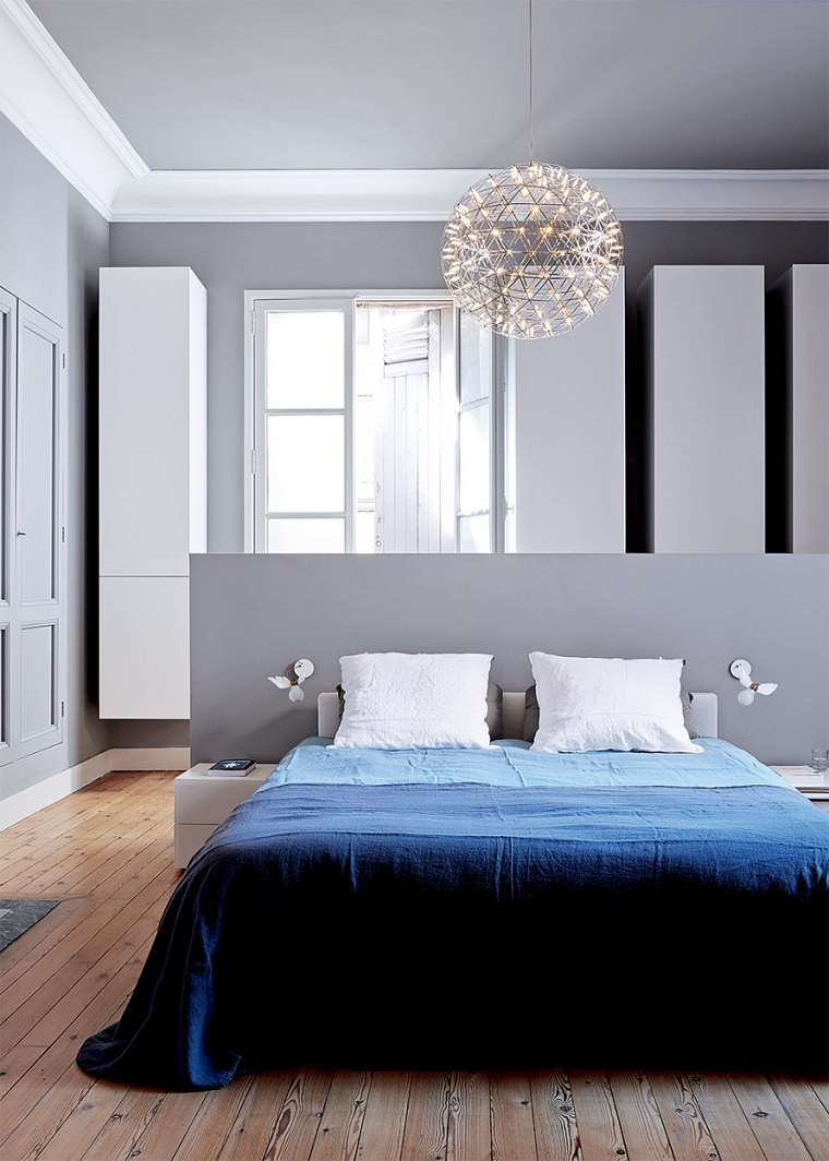 Camera Da Letto Grigia pareti grigie per la camera da letto con 34 sfumature a cui