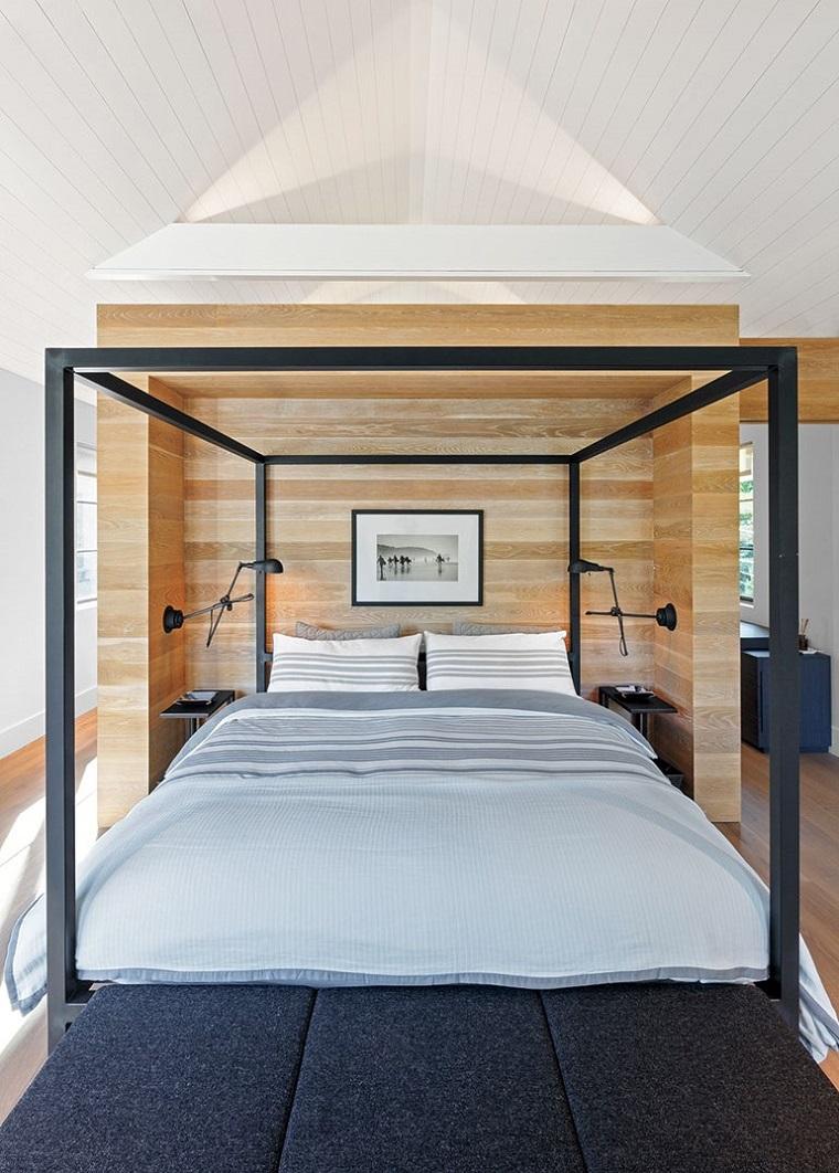 Camera Da Letto Con Struttura In Legno E Bauli Interior Design : Camera matrimoniale e tante idee straordinarie per
