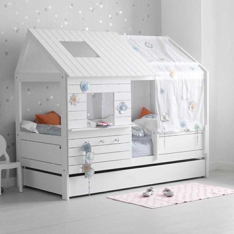 Camere Da Letto Bianche 40 Idee Per La Stanza Dei Vostri Bambini