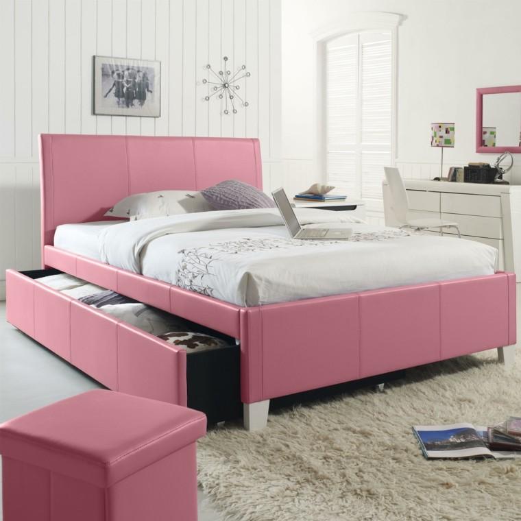 Camere da letto bianche: 40 idee per la stanza dei vostri ...