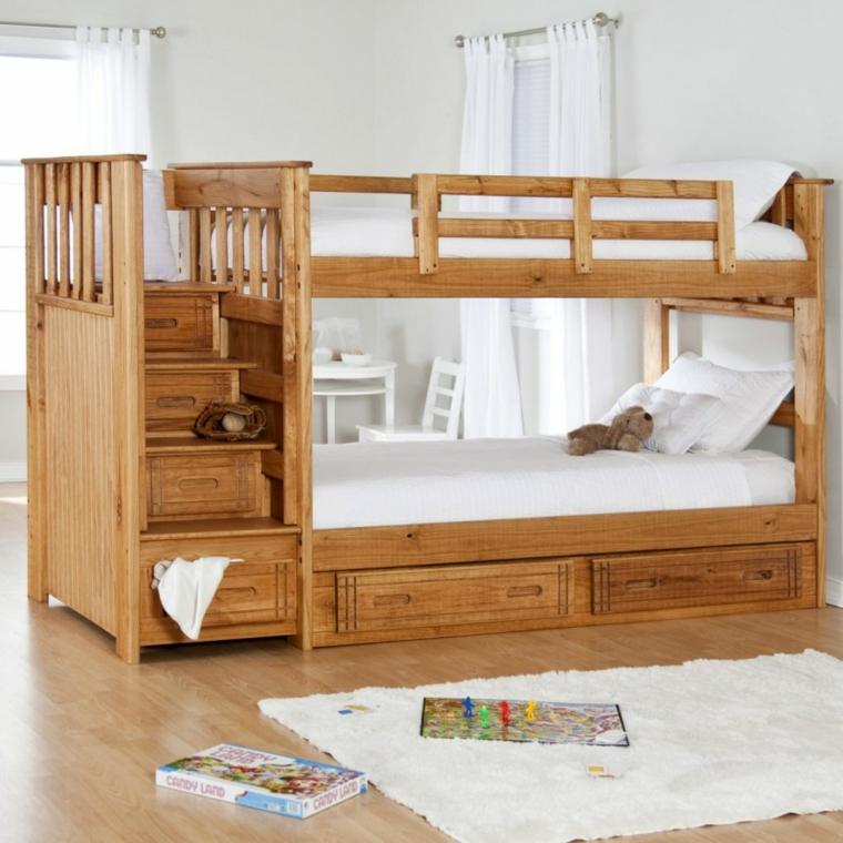 Camere da letto bianche 40 idee per la stanza dei vostri bambini - Camere da letto bimbi ...