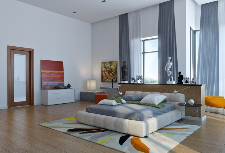 Decorazioni Camere Da Letto Moderne : Camere da letto moderne consigli e idee arredamento di design