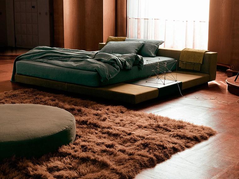 camere da letto moderne idea originale