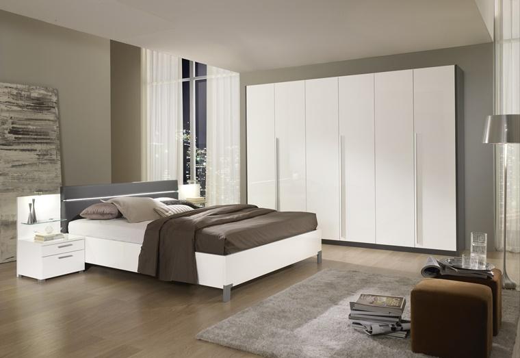 Arredamento Camere Da Letto Moderne. Amazing Arredamento E Non Solo ...