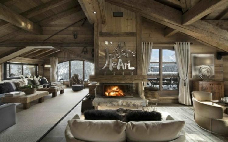 camino casa arredamento stile classico
