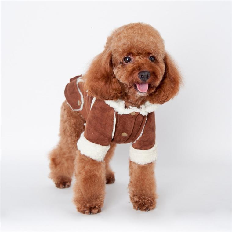 cappottino cani invernale realizzato tecnica fai da te