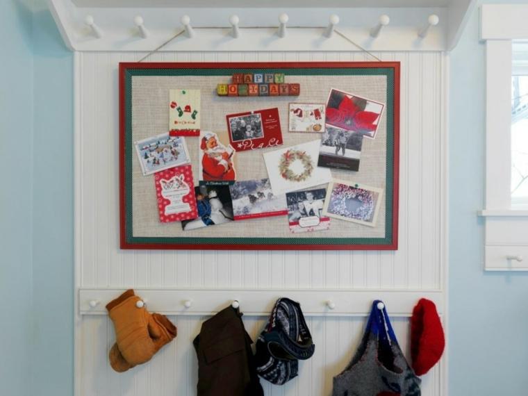 collage foto idea natalizia originale vivace