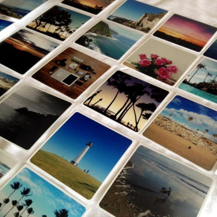 collage foto suggerimento particolare regalo originale