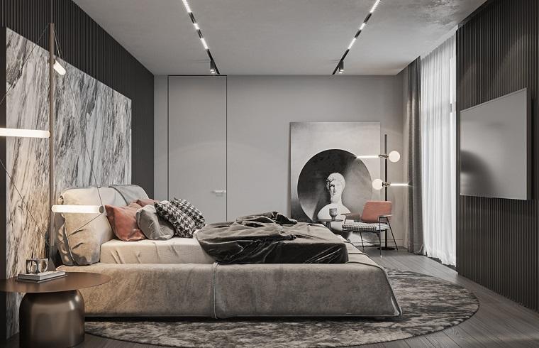 Design Pareti Camera Da Letto.Camere Da Letto Moderne Consigli E Idee Arredamento Di Design