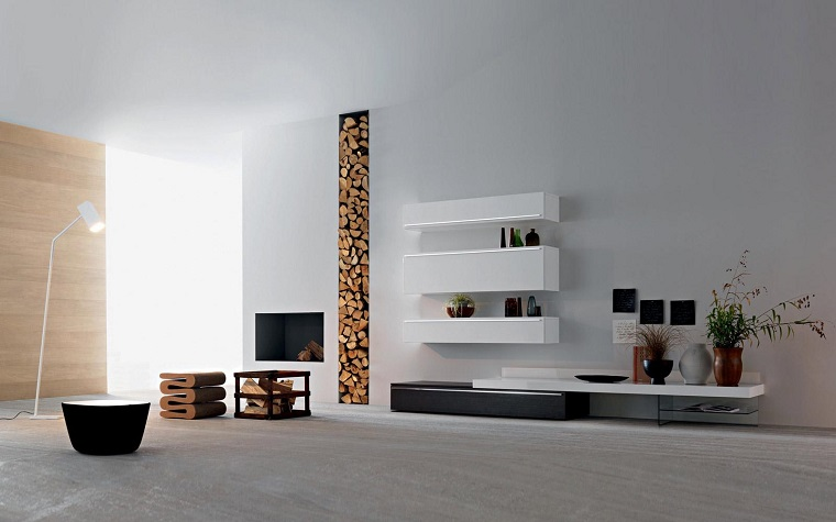 Arredare salotto in stile moderno con idee e suggerimenti Soggiorno stile moderno