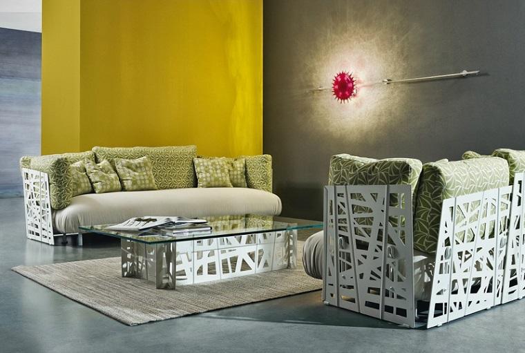 Come arredare un soggiorno con mobili e decorazioni for Decorazioni soggiorno moderno