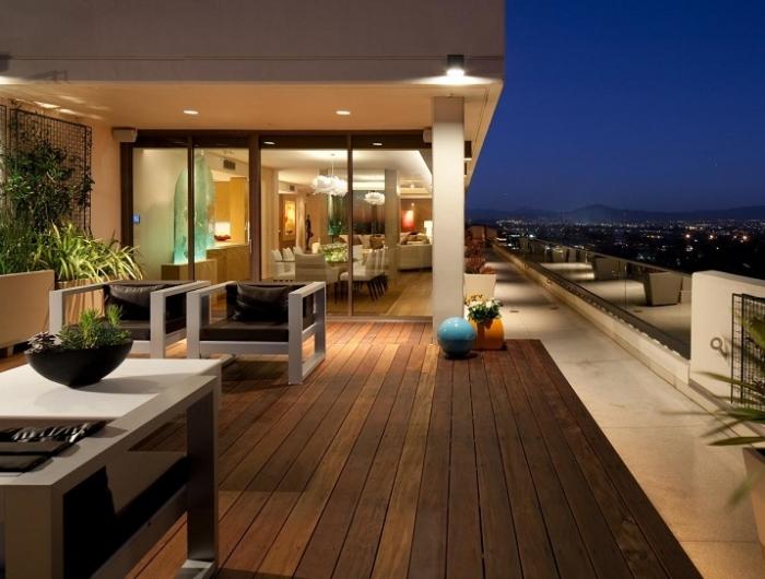 Come arredare un terrazzo con alcuni piccoli accorgimenti - Archzine.it