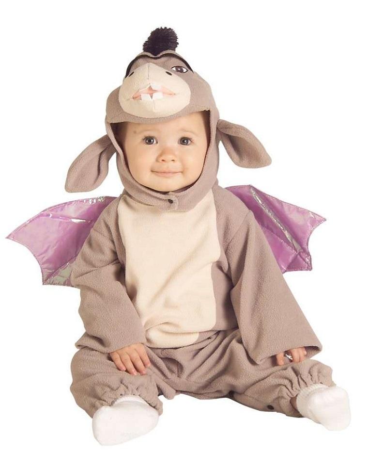 costume originale adorabile bambino piccolo