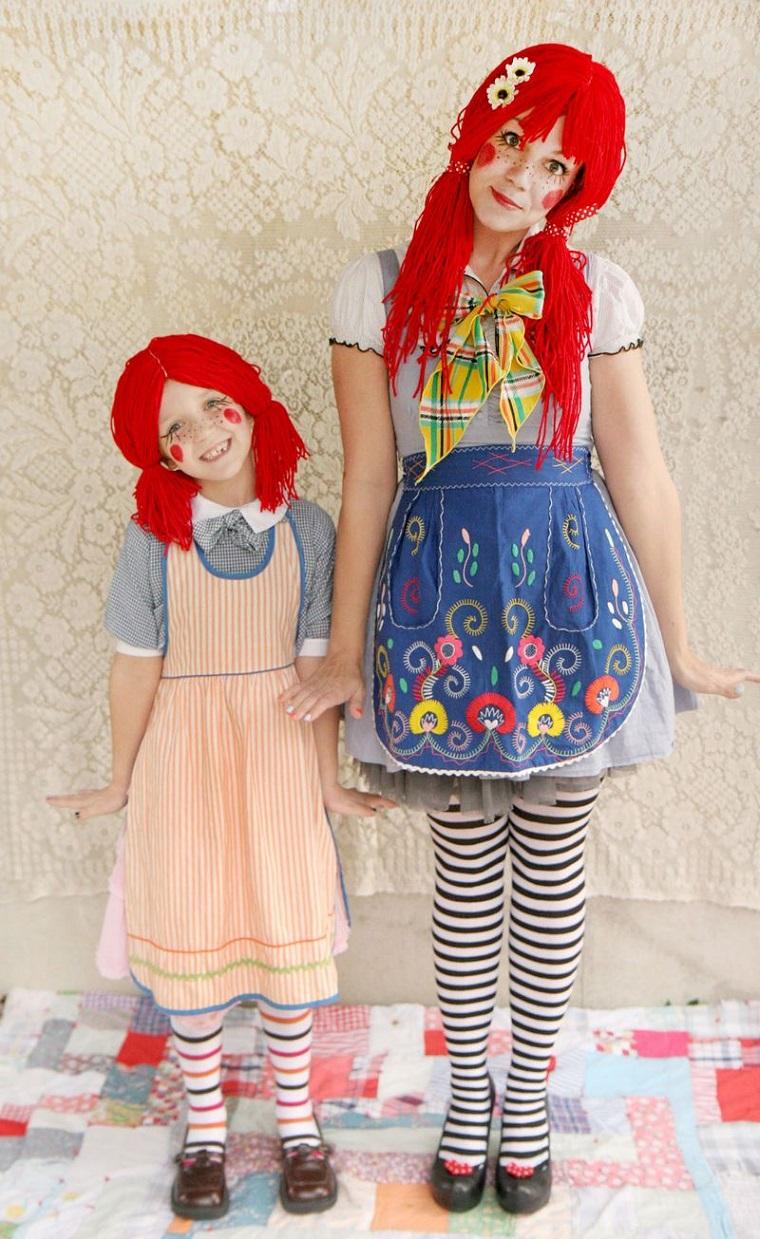 costumi di carnevale per bambini pippi calzelunghe