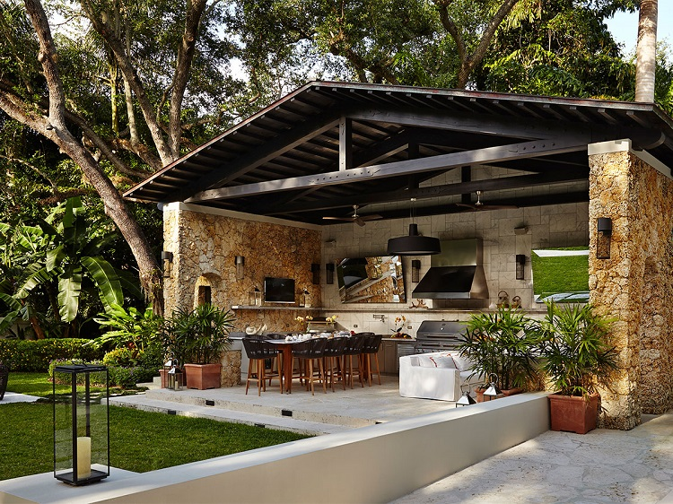Cucina - suggerimenti per l\'area outdoor molto originali ...
