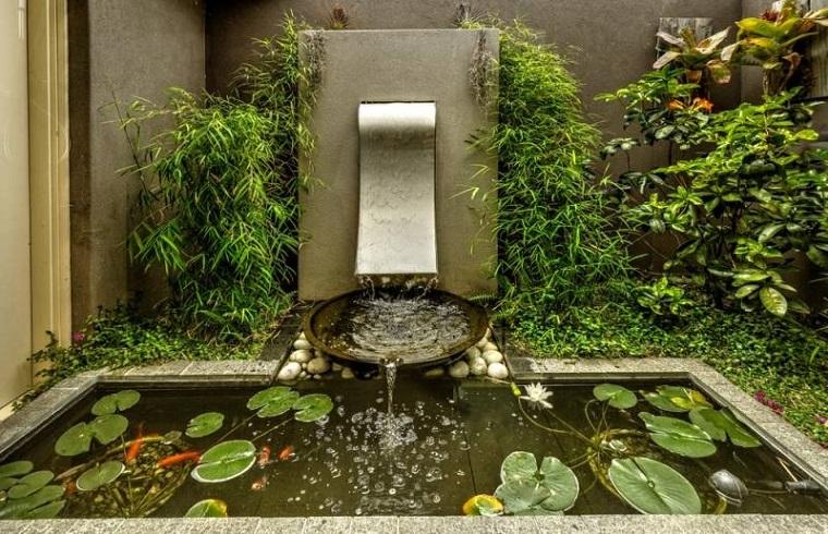 Fontane idee particolari per un giardino da sogno for Idea giardino