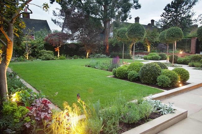 giardini moderni idee suggestive per progettarli al meglio