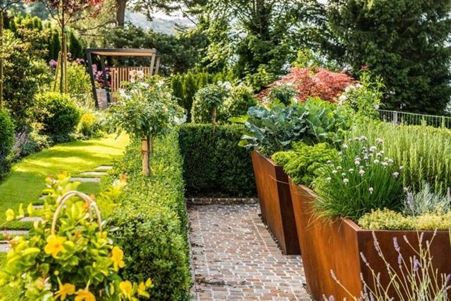 Giardini Moderni Immagini : Giardini moderni idee suggestive per progettarli al meglio