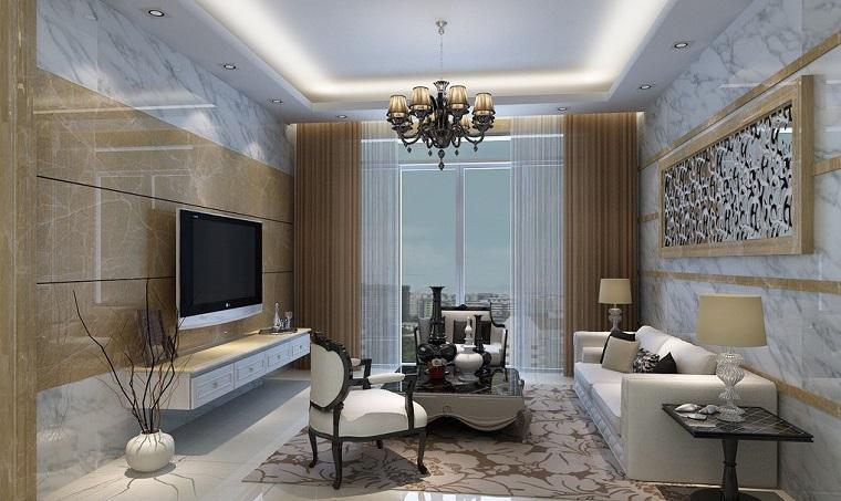 Come arredare un soggiorno con differenti stili e design - Archzine.it