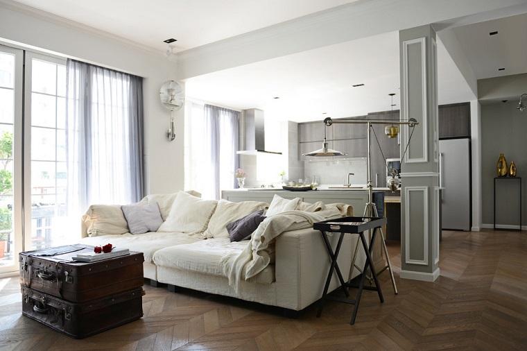 Come arredare un soggiorno con differenti stili e design ...