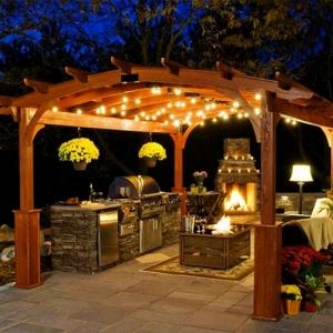 Cucina - suggerimenti per l'area outdoor molto originali