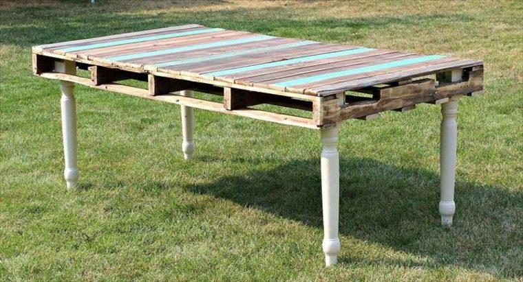 Pallet usati per creare dei mobili da esterno mozzafiato ...