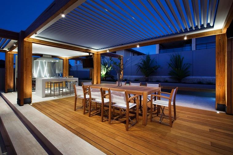Arredare il terrazzo con mobili moderni per un outdoor da for Arredamento particolare