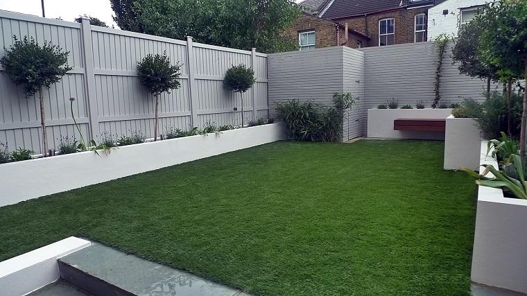 Recinzione giardino spunti per creare un outdoor con for Idea per giardino