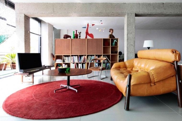 Come arredare un soggiorno con mobili e decorazioni colorate - Archzine.it