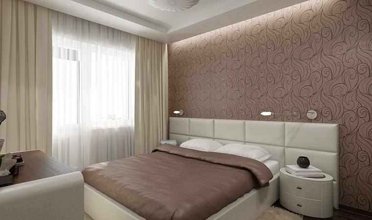 idee arredare camera letto colori caldi
