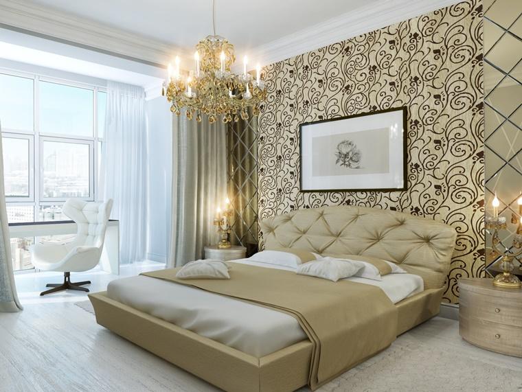 Camera Da Letto Grigio Chiaro : Camere da letto moderne consigli e idee arredamento di design