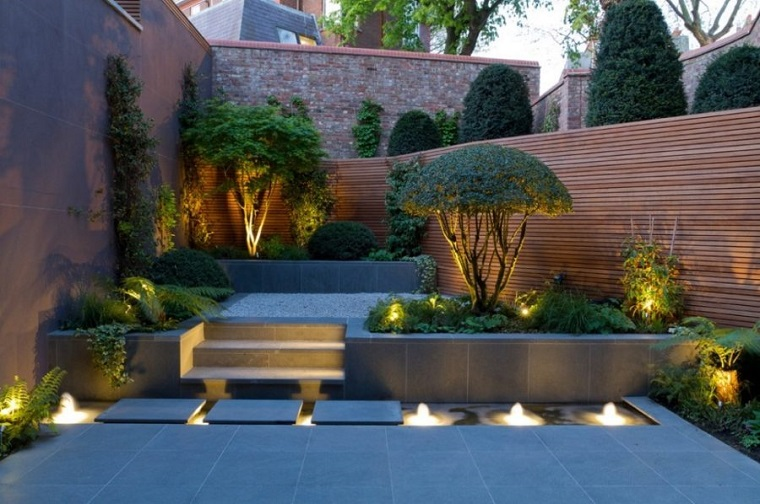 Vialetto giardino proposte interessanti con un look for Idee giardino moderno