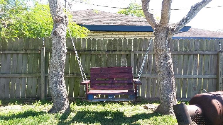 Idee giardino in pallet una selezione di mobili e for Soluzione giardino di era