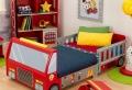 Lettini per bambini a forma di macchina: il sogno di ogni bambino