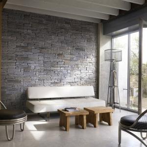 Mattoni a vista: idee dal design rustico per le pareti del soggiorno