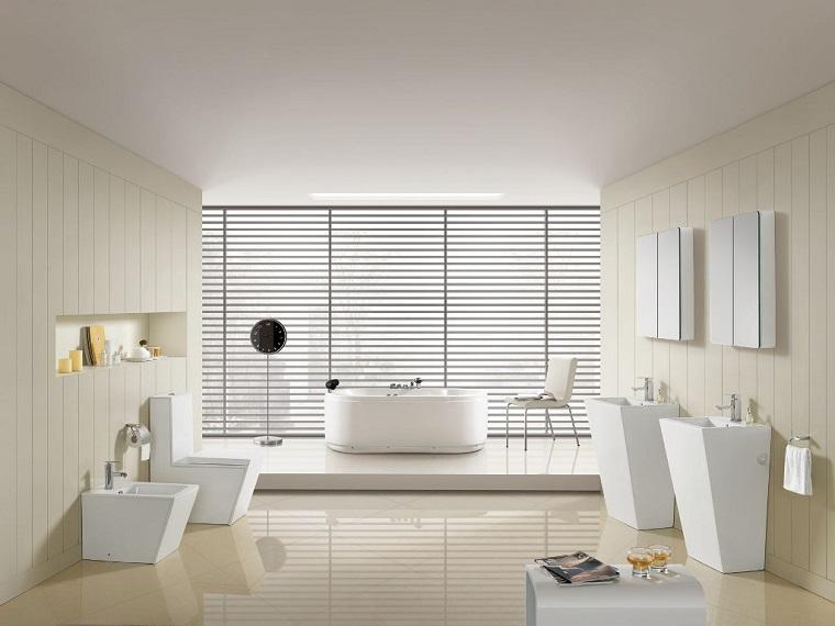 Mobili bagno moderni: tantissime soluzioni per un arredo all'avanguardia - Archzine.it