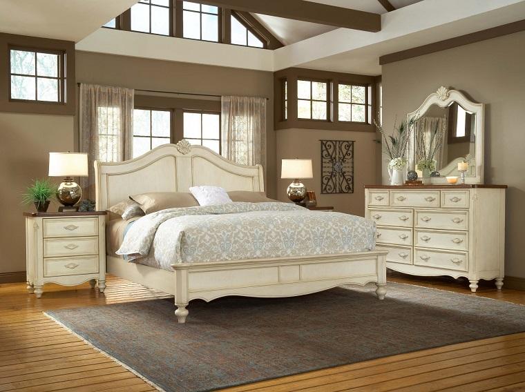 Camera da letto bianca: proposte da sogno dalle tonalità ...